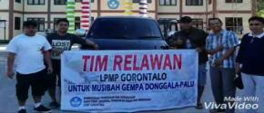Relawan LPMP untuk Palu, Sigi dan Donggala