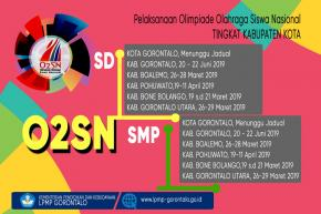 INFO O2SN GORONTALO 2019