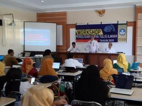 WORKSHOP Penulisan Karya Tulis Ilmiah