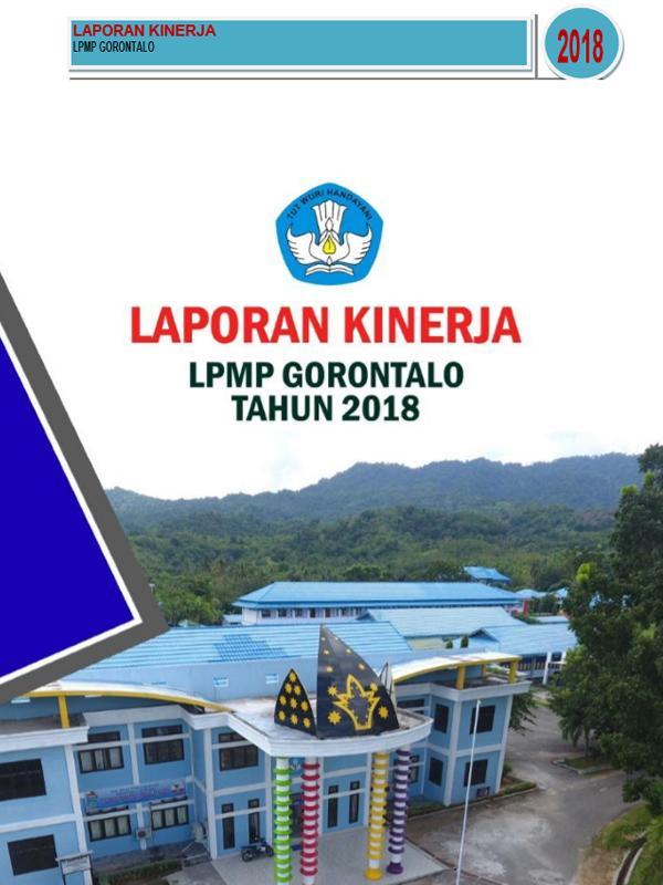LAKIP LPMP GORONTALO 2018