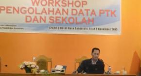 LPMP Gorontalo - 2015 Pengolahan Data